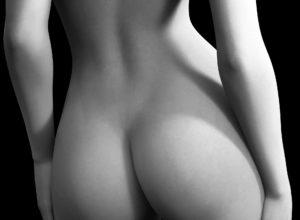 Красивая женская фигура